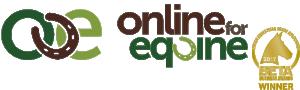 Online for Equine Logo
